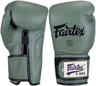 Fairtex Microfibre Boxing Gloves Muay Thai Boxing, MMA, Kickboxing,Training Boxing Equipment, Gear for Martial Art - BGV14, BGV1 Limited Edition, BGV12, BGV11, BGV18