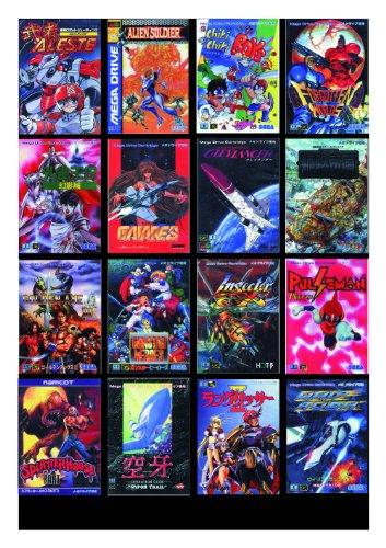 VINTAGE GAMES: Mega Drive & Genesis Video Games (German Edition)