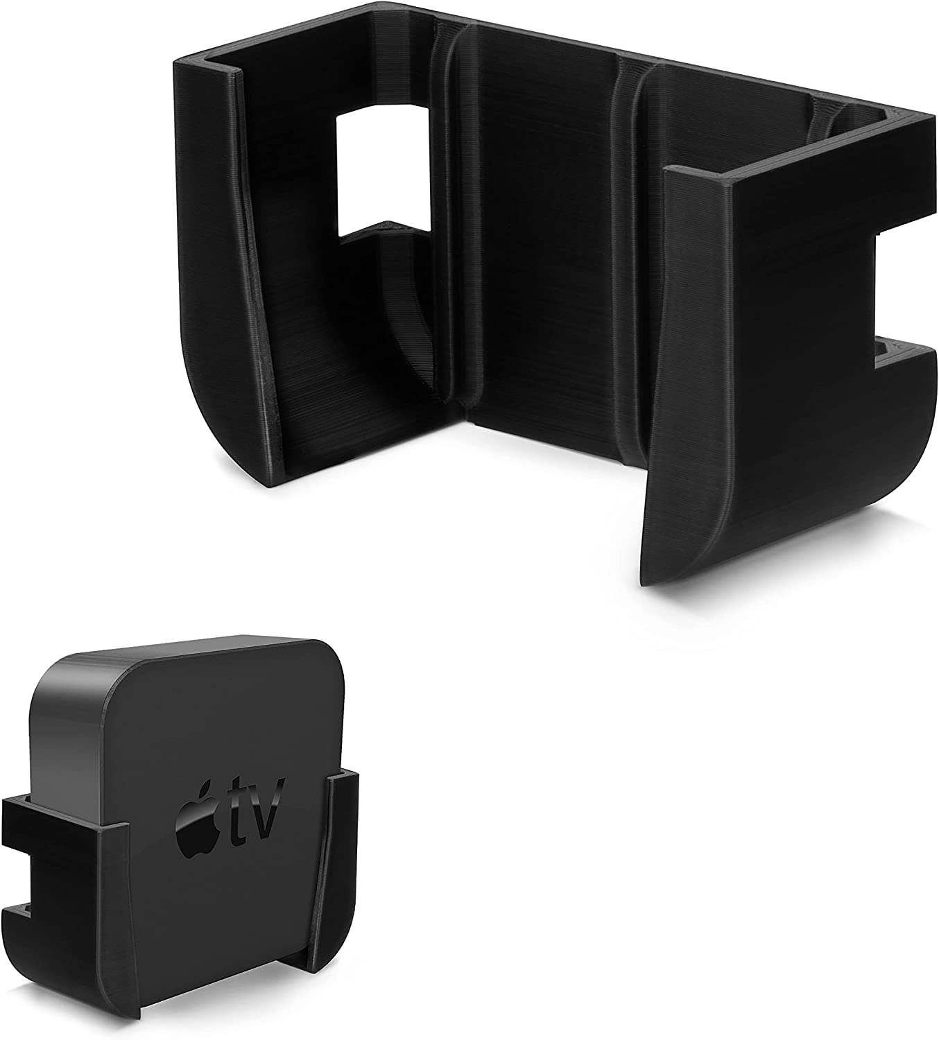 Max 90% New products, world's highest quality popular! OFF Brainwavz Apple TV Mount with VHB App Tape All Compatible -