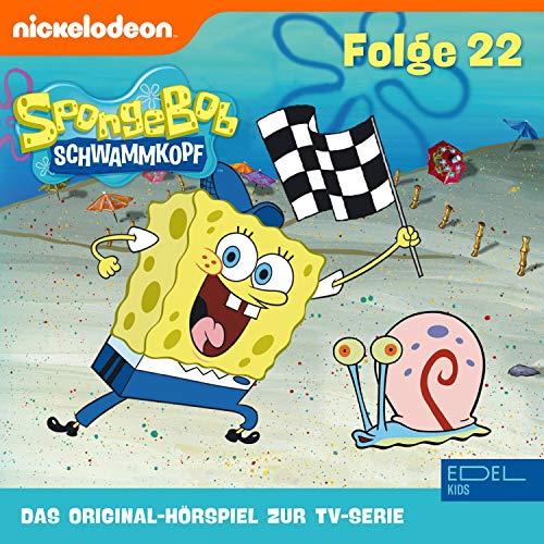 SpongeBob Schwammkopf 22. Das Original-Hörspiel zur TV-Serie Titelbild