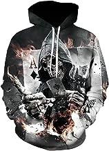 skull bones hoodie