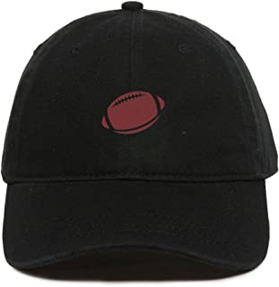 American Football Dad Baseball Cap Embroidered Cotton Adjustable Dad Hat