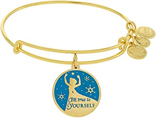 Disney Parks Alex and Ani Frozen Queen Elsa Enamel
