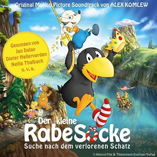 Der kleine Rabe Socke 3 - Suche nach dem verlorenen Schatz (Original Motion Picture Soundtrack)