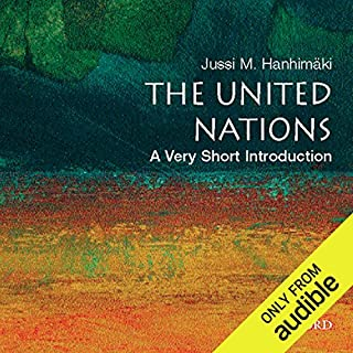The United Nations cover art