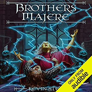 Brothers Majere audiobook cover art