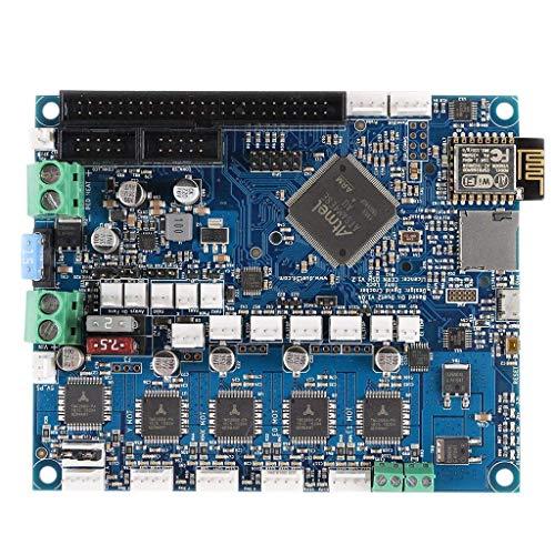LHQ-HQ 2 Duo Conseil WiFi Controller V1.04 Mises à Niveau clonées DuetWifi avancée 32Bit Carte mère for imprimante Machine CNC 3D