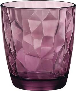 comprar comparacion Bormioli Rocco Juego de 6Vasos Diamond Agua cl. 30,5