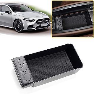 TOOGOO Per Mercedes Benz Ab Gla Classe Cla C117 W117 W176 W246 A180 ABS Posteriore Row Aria Condizionata Vent Trim Accessori