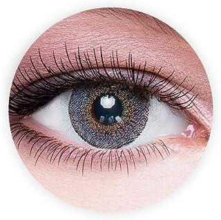 Dahab Diamond Contact Lenses, Unisex Dahab Cosmetic Contact Lenses, 9 Months Disposable- Eye Enlargement Collection, Diamo...