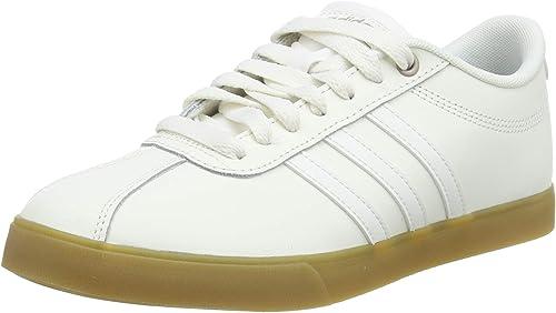 adidas Courtset, Chaussures de Tennis Femme : Amazon.fr ...
