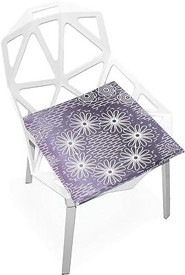 Amazon.com: Plao suave asiento de cojín hermoso atardecer ...