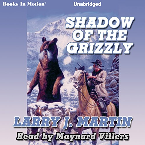 Shadow of the Grizzly cover art