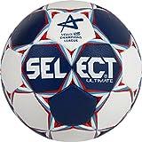 SELECT Ballon de Handball Ultimate CL, Bleu/Blanc/Rouge, 3, 1612858203