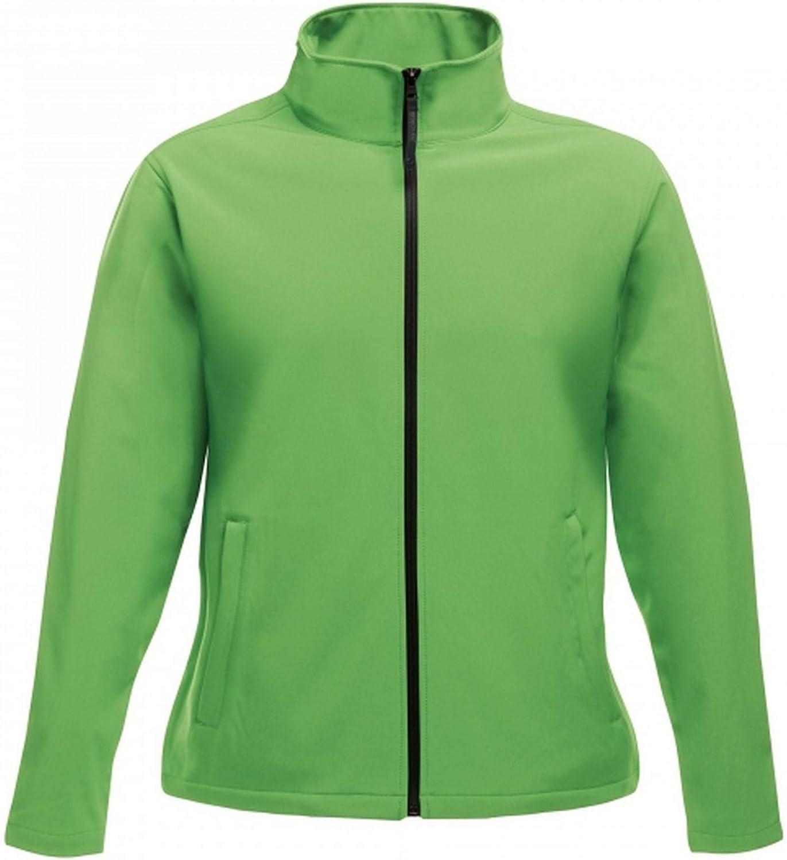Regatta Womens Ladies Ablaze Softshell Printable Jacket Translated Max 42% OFF