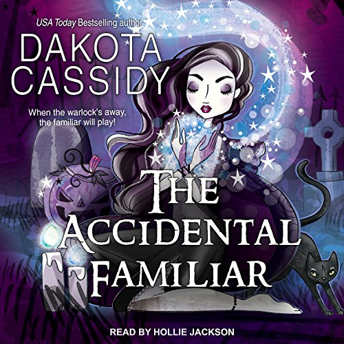 The Accidental Familiar audiobook cover art