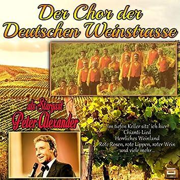 Der Chor der Deutschen Weinstrasse und als Stargast Peter Alexander