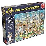Jumbo - Puzzle Tall Ship Chaos, 1000 Piezas (619014)