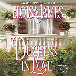 Duchess in Love audiobook cover art