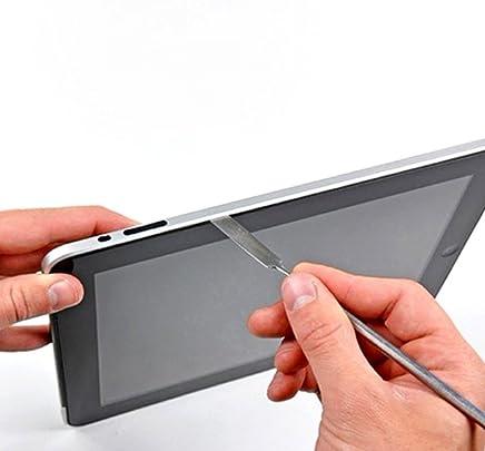 Zehui - Herramienta metálica para abrir smartphones, tablets, etc. (1 unidad)