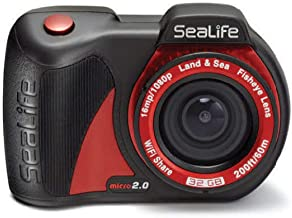 SeaLife Micro 2.0 Underwater Camera 32gb WiFi