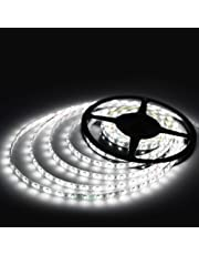 12V高輝度LEDテープライト SMD 2835 3528 5M 300連 強力粘着両面テープ 正面発光防水仕様IP65 切断可能