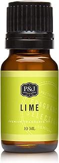 Lime Fragrance Oil - Premium Grade Scented Oil - 10ml