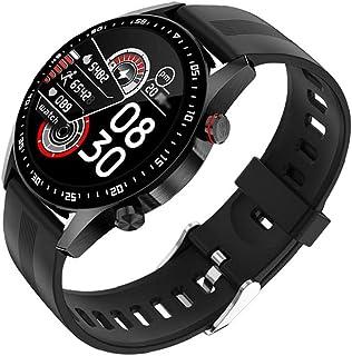 FeelMeet Smart Horloge Touchscreen Bluetooth Fitness Tracker Ip67 Waterdicht met Multi-Sport Mode Hartslag Slaap Detectie ...