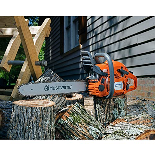 Best Prices! Husqvarna 18 Inch 450e II Gas Chainsaw