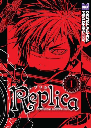 Replica Vol.1 (Manga) (English Edition)