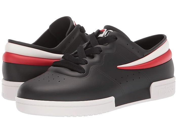 x Fila Sneaker Black/White