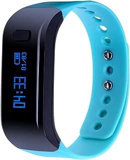 InnKoo Waterproof Fitness Activity Tracker for Women Men Kids, Pedometer Watch Steps Calories Counter, Smart Bracelet Sleep Monitor Band U1