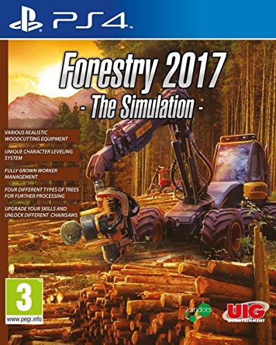 Forestry 2017 - PlayStation 4 - [Edizione: Francia]