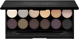 Sleek I-Divine Au Naturel Warm -Neutral Mineral Based Eyeshadow Palette