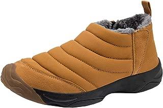 Zanpa Fashion Men Shoes Slip On Warm Winter Shoes Couple Shoes Unisex