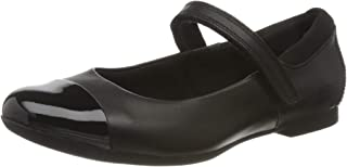 Clarks Scala Gem K, Ballerines Fille