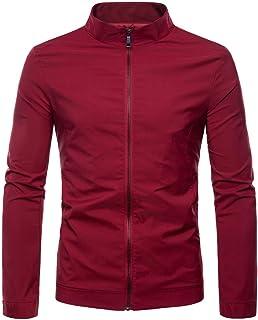 Chunmei Men's Jacket with Hood Double Outwear Windbreaker Rain Jacket Outdoor Lightweight Breathable Waterproof Windproof ...