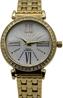 Omax Dress Watch For Unisex Analog Stainless Steel - MA03G01