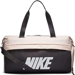 Nike Womens Duffel Bag, Coral/Thunder Grey - NKBA6014