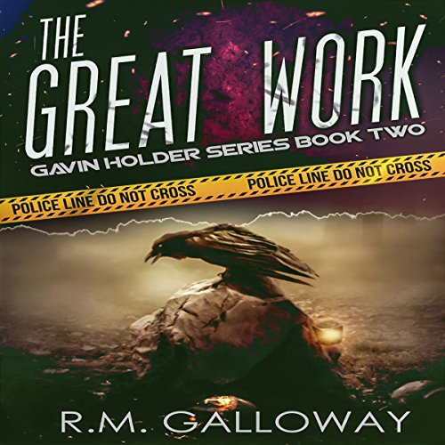 The Great Work audiobook cover art
