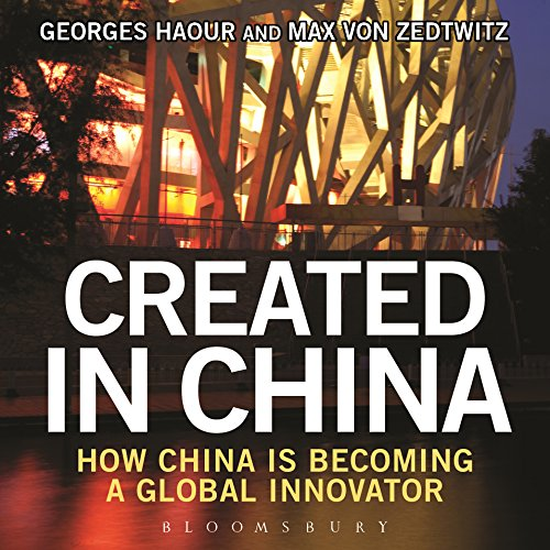 Created in China cover art
