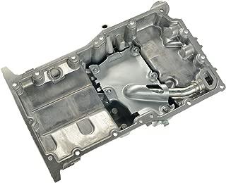 A-Premium Engine Oil Pan for Chevrolet Cavalier 2002-2005 Malibu Oldsmobile Alero Pontiac Grand Am Sunfire Saturn Ion Vue L100 LS1 LW1 LW200