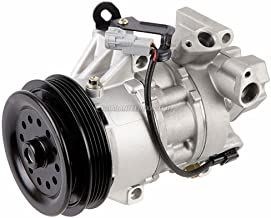 AC Compressor & A/C Clutch For Scion xB xA - BuyAutoParts 60-01965NA NEW