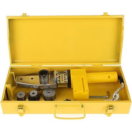 Máquina de Soldadura de Tubos PPR PE PP de 220 V 600 W con Caja