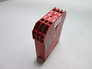 Allen-Bradley 440N-S32013 Magnetic Safety Controller, 24VAC/DC, 1 N/O and 1 N/C