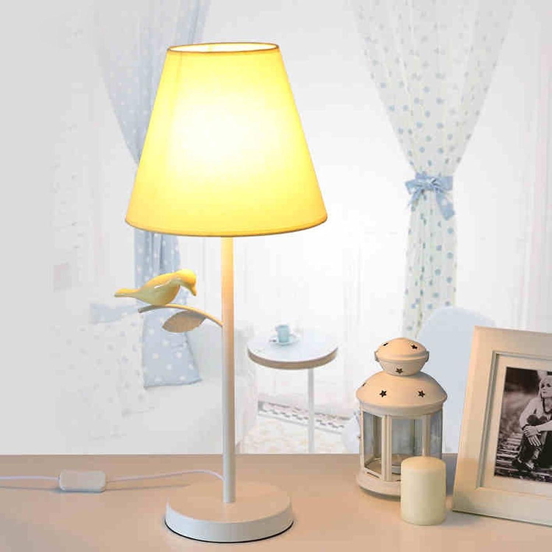 Kreative Kreative Kreative Mode Hochzeit Tischlampe Schlafzimmer Nachttischlampe modernen minimalistischen Nordic Kinder warm gestalteten Vogellampe B01DVTOKY8 | Verschiedene aktuelle Designs  334be8