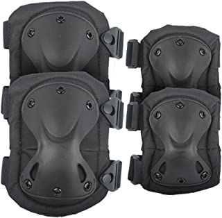 Knee and Elbow Pad Set