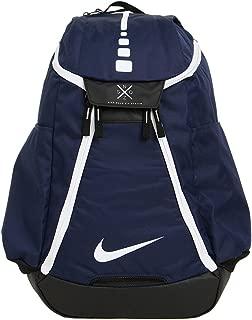 Hoops Elite Max Air Team 2.0 Basketball Backpack Midnight Navy/Black/White