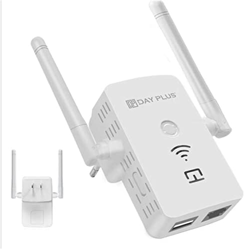 2021 WiFi high quality Range Extender 300Mbps 2.4GHz Signal Booster Wireless Internet Repeater with WPS Button, Signal Indicator, Expand WiFi Coverage to 2050 2021 Sq.Ft, Extend Range of Internet Connection outlet sale