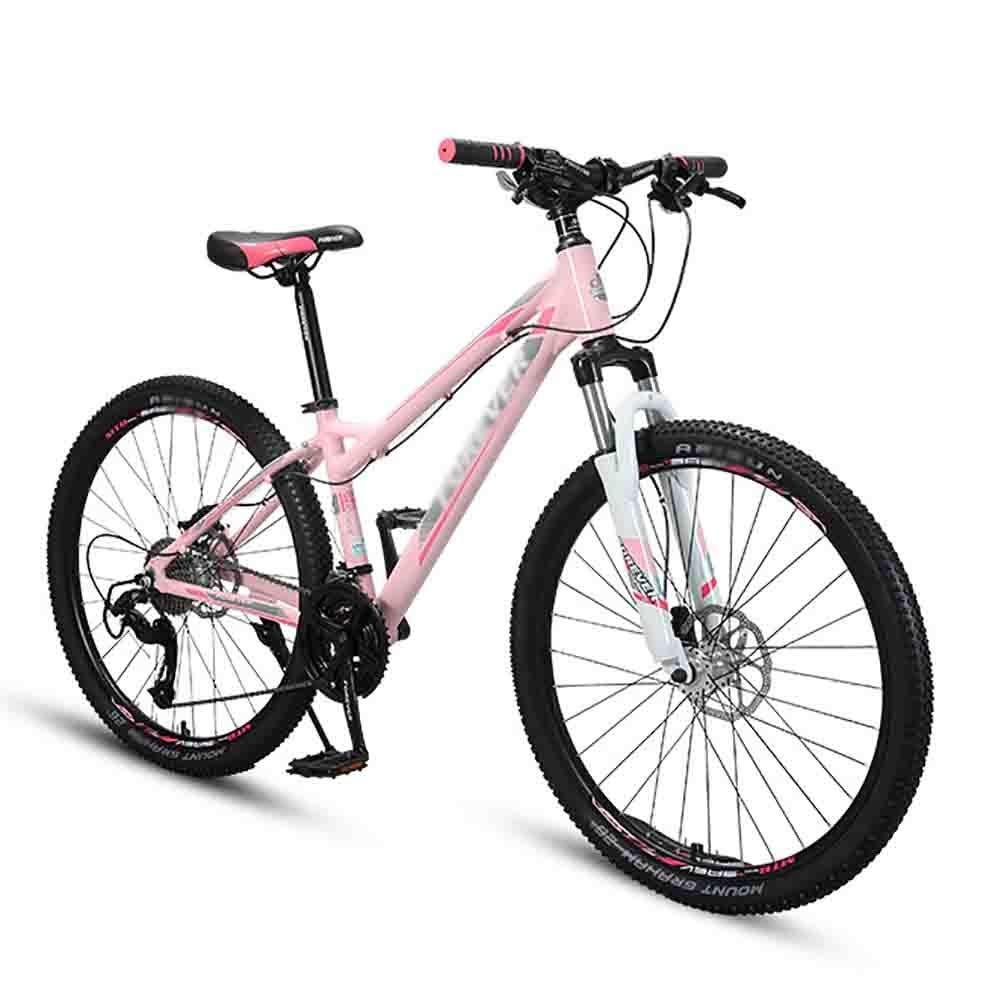 TOOLS Mountain Bike Bicicleta para Joven Bicicleta for Mujer de Bicicletas de montaña del Camino MTB Bicicletas for Adultos de 26 Pulgadas Llantas de 21 Velocidad Doble Freno de Disco: Amazon.es: Hogar